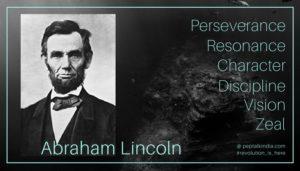 Abraham lincoin, peptalk