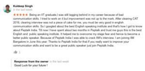 English, Public Speaking, Confidence