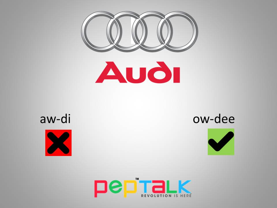 How To Pronounce Audi >> Five Popular Car Brand Names Which Are Mostly Mispronounced