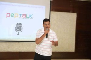 Pep Talk India, English Speaking, Personality Development