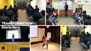 Pep Talk India, public speaking, english espeaking
