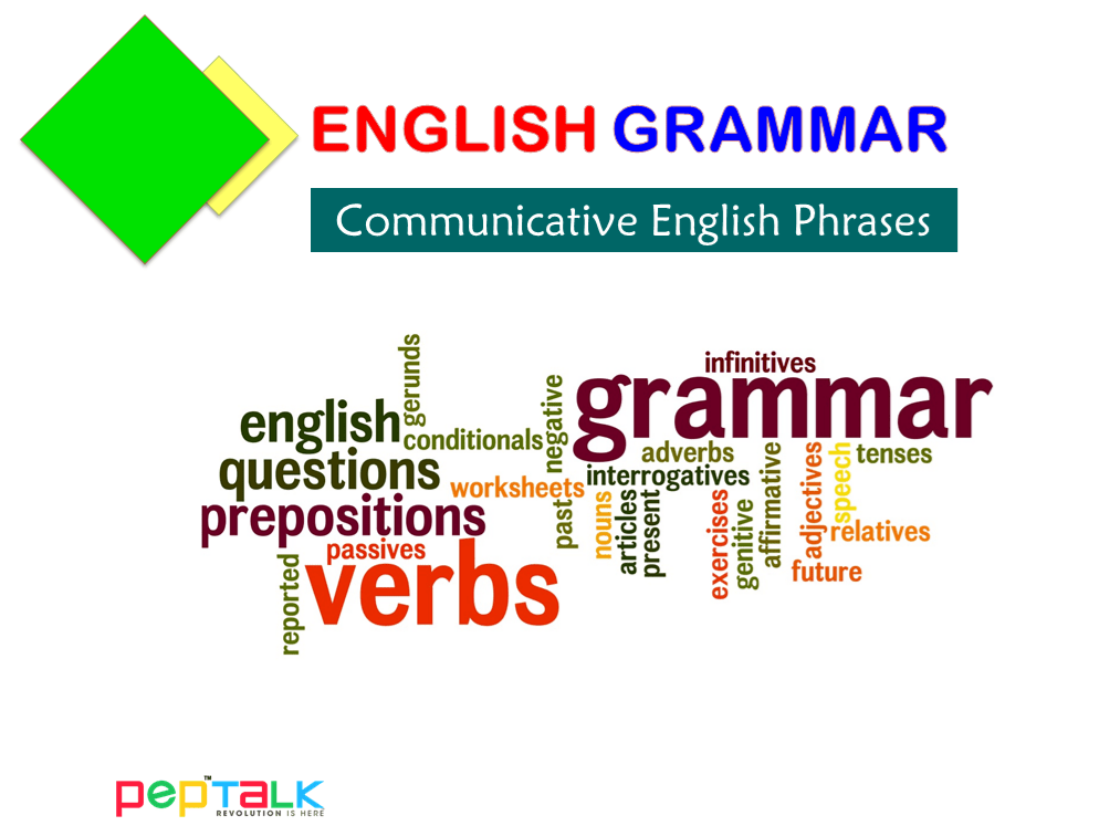 Pep Talk India, Spoken English, Business english,