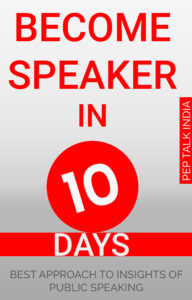 Become Speaker In 10 days