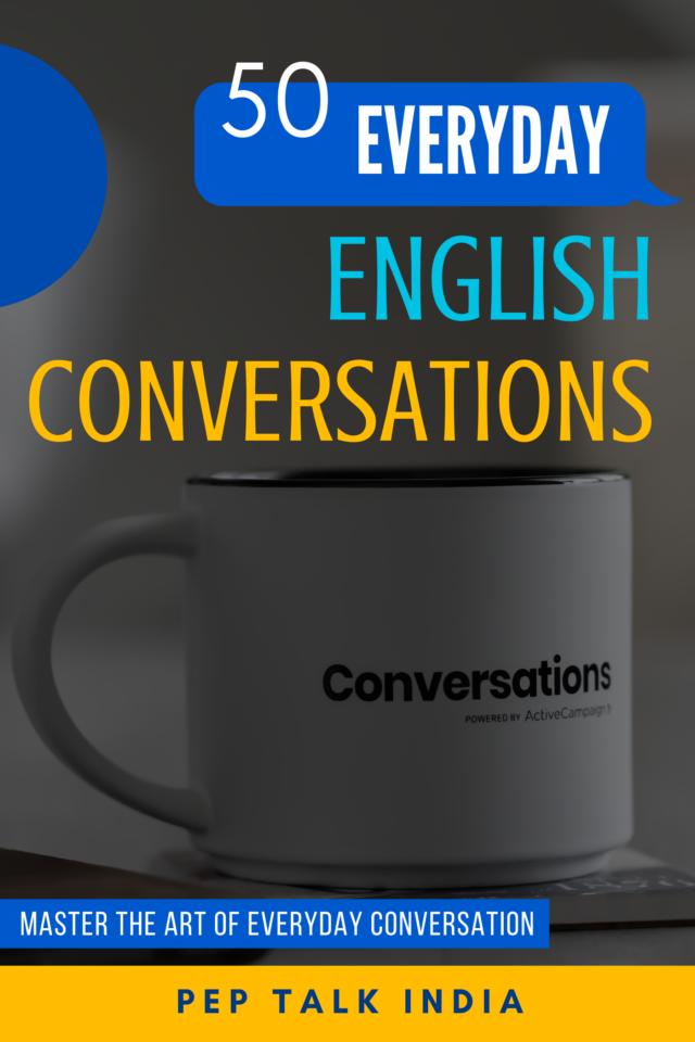 Everyday English Conversation