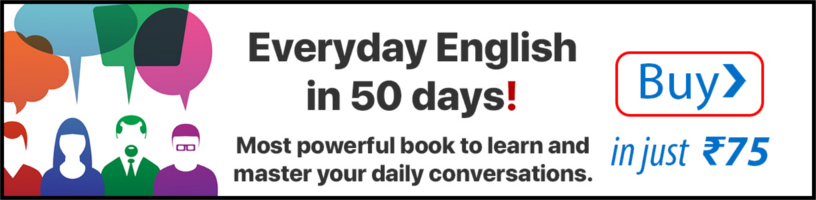 Everyday english in 50 days
