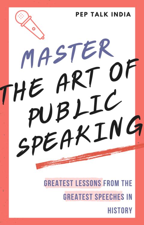Master public speaking