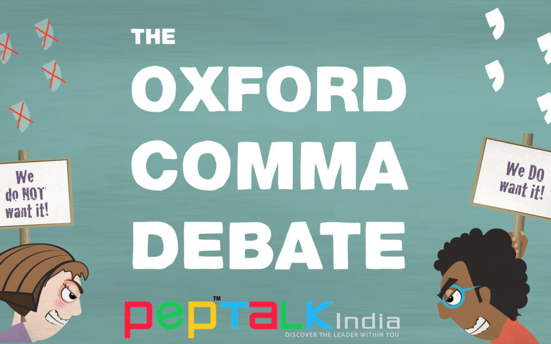 8 Hilarious Images That Will Convince You to Use the Oxford Comma