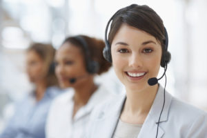 Call customer services