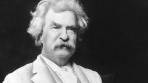 Mark Twain Use Very