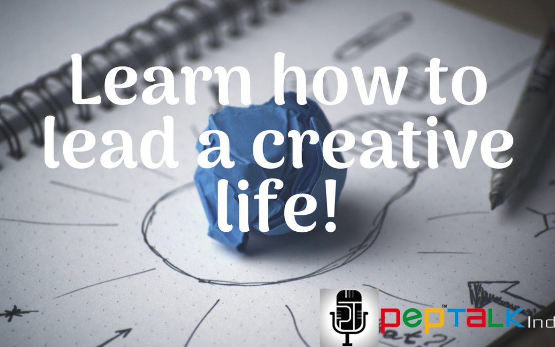 How To Be Creative- Doing Things Differently!