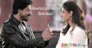 English conversation on the first date