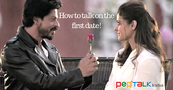 English Conversation on the First Date!