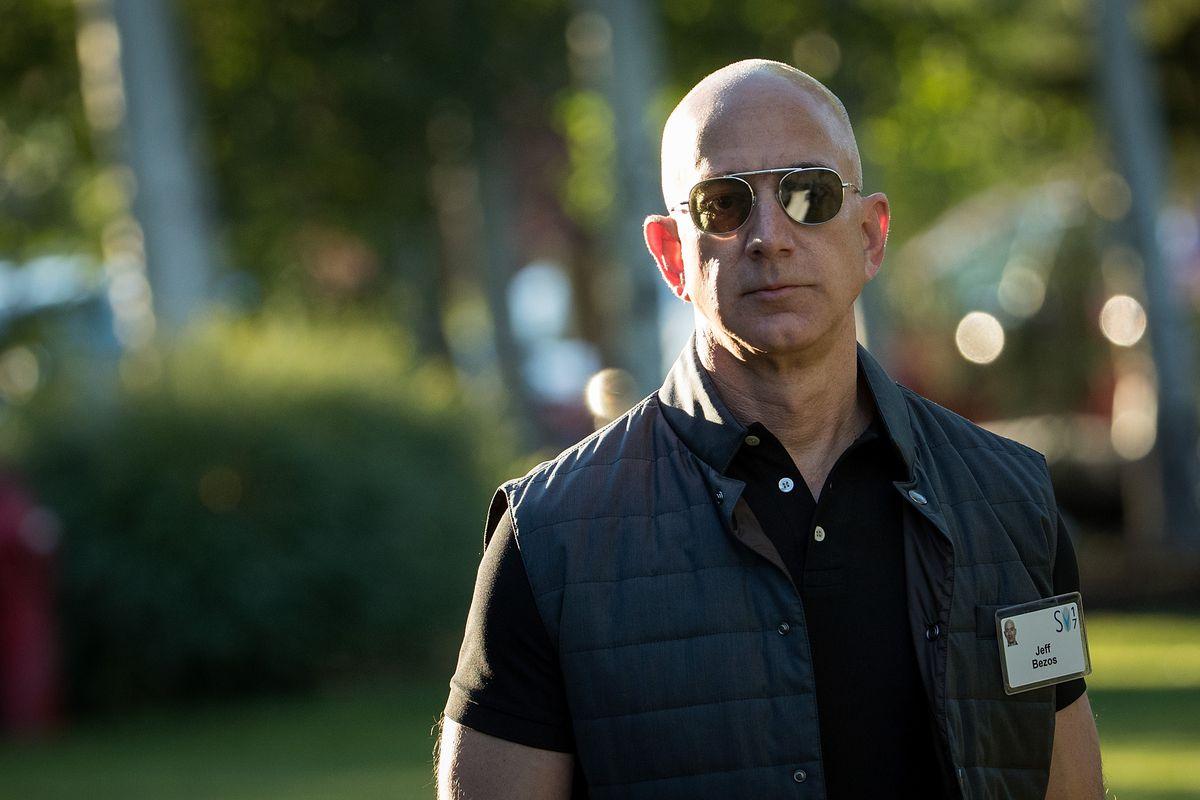 Jezz Bezos Entrepreneur