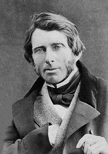 John Ruskin Writing