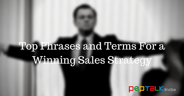 Top Phrases and Terms For a Winning Sales Strategy