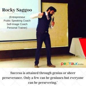 Success and Genius Quote