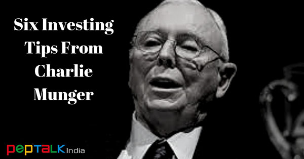 Six Valuable Investing Tips From Charlie Munger