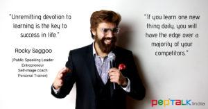Success Devotion Quote