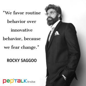 Innovative Behavior