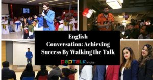 English Conversation Walk the Talk