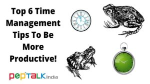 Time Management Tips To Be More Productive