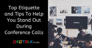 Tips for Conference Calls