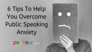 Tips to overcome speaking anxiety