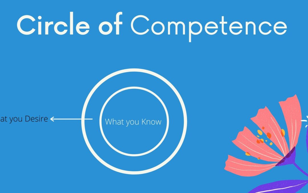 Circle of Competence and personal growth