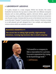 business stories pep talk